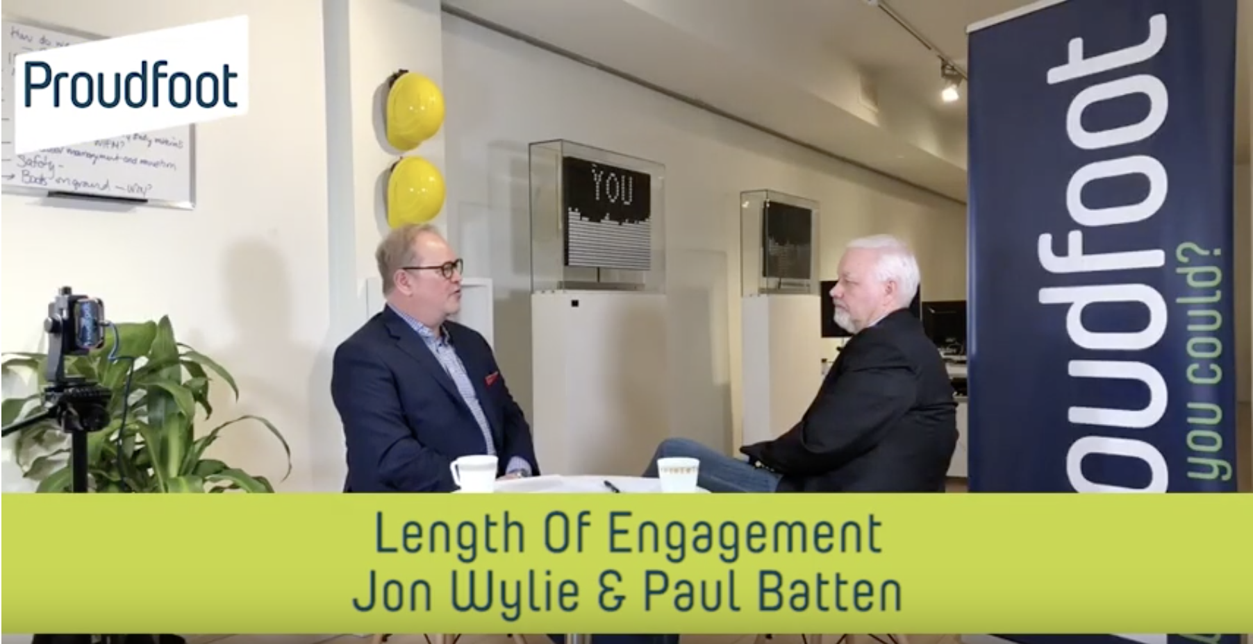 Proudfoot Length of Engagement