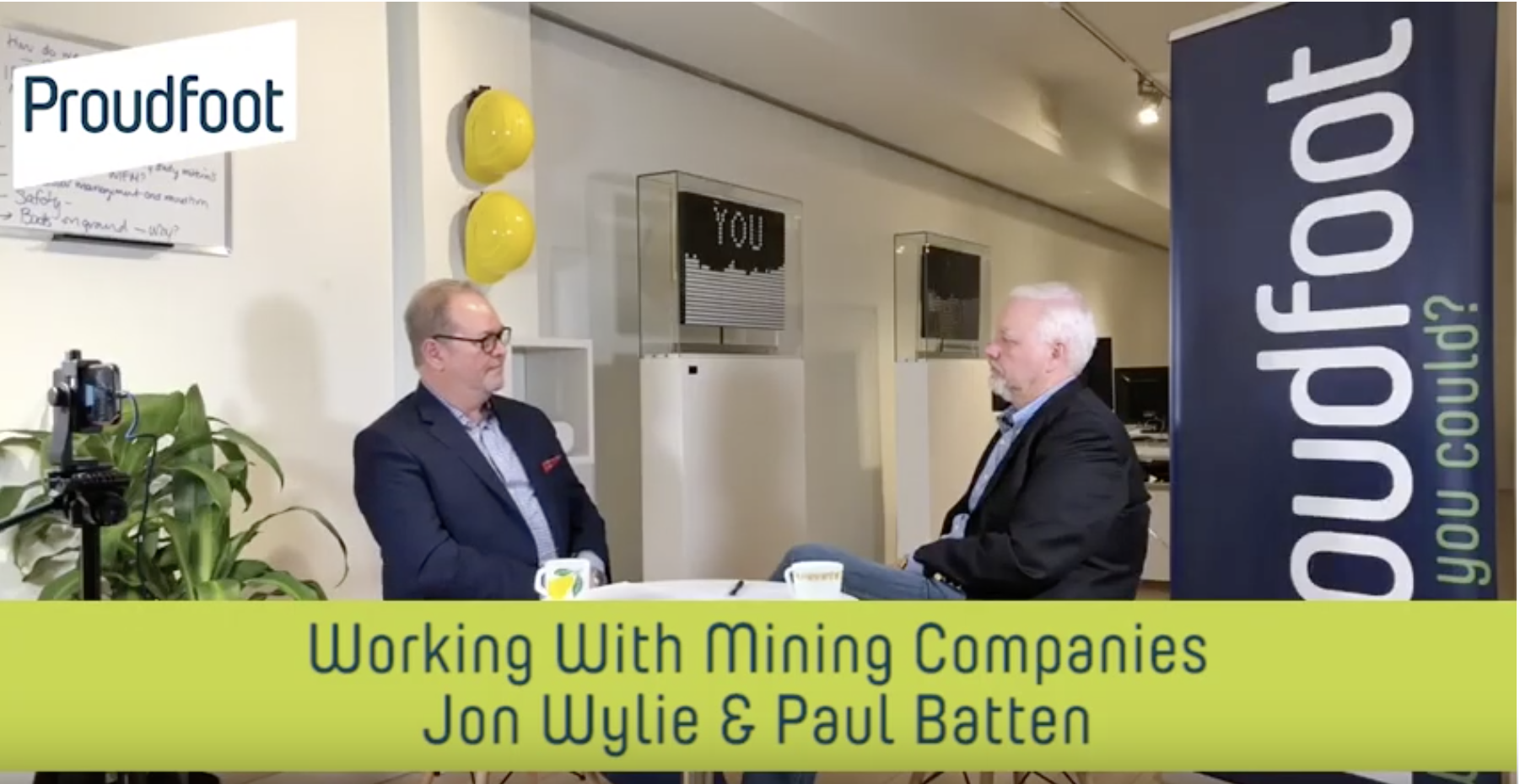 Proudfoot Working With Mining Companies