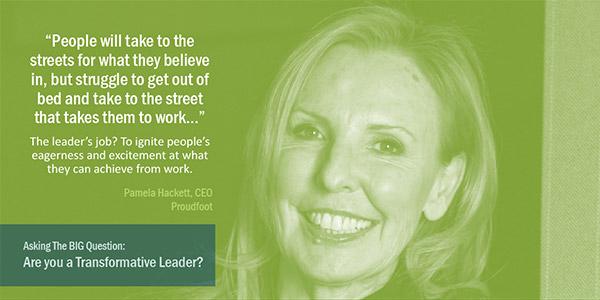 Pamela Hackett - CEO video