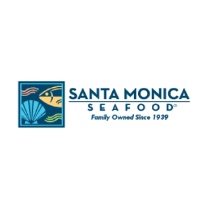 Santa Monica Seafood logo
